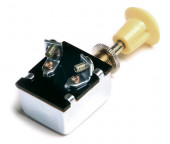 2 Screw On/Off Heavy Duty Push Pull Switch
