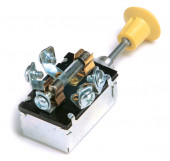 Heavy Duty 5 Screw Pull Push Glass Fuse Switch