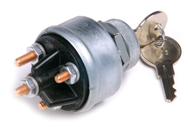Various Spring Return Ignition Starter switch