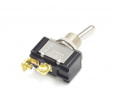Heavy Duty Toggle Switch, 2 Screw