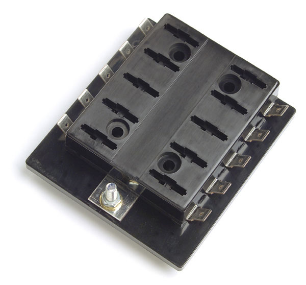 10 position fuse panel