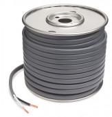 Cable de freno de PVC revestido, Calibre10, Conductor 2, cable de 100' de largo