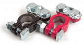 Black & Red Universal Lead Automotive Retail Pack Clamp thumbnail