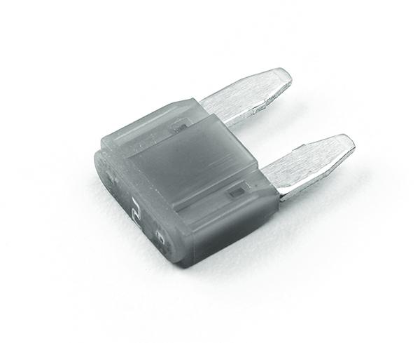 Gray MINI®/ATM Blade Fuse