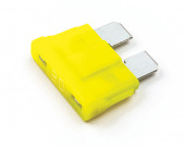 Yellow Standard Blade Fuse With LED Indicator