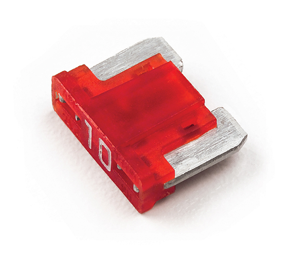 Red Low Profile MINI®/ATM Blade Fuse