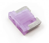 Violet Low Profile MINI®/ATM Blade Fuse thumbnail
