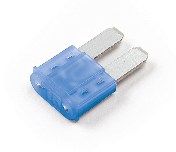 Blue Micro2® Blade Fuse
