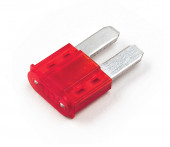 Red Micro2® Blade Fuse With LED Indicator