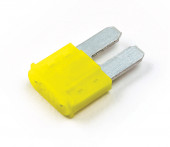 Yellow Micro2® Blade Fuse With LED Indicator