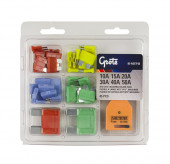 Fuse Assortment Kit with Tester