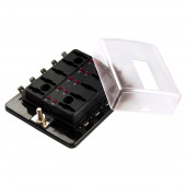 LED Fuse Panel with Cover