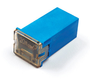 Blue JCartridge Fuse