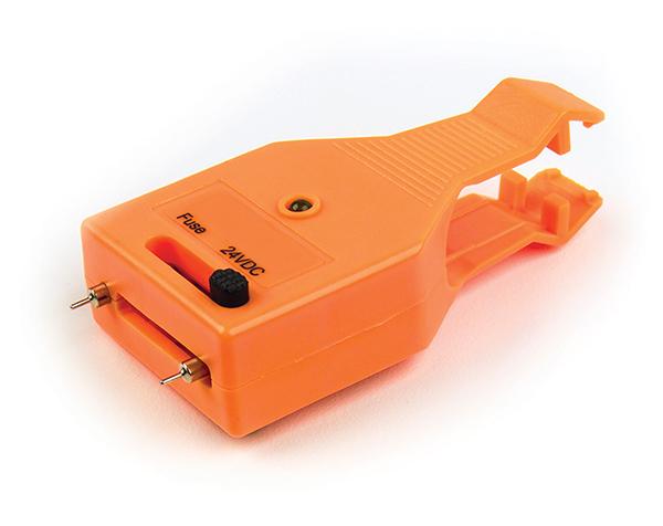 Sicherungszange, Orange