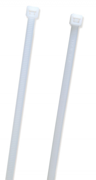 White Standard Duty Cable Ties