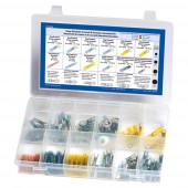 Wärmeschrumpfendes Anschluss- und Verbindungs-Kit, 120 Stück Miniaturbild