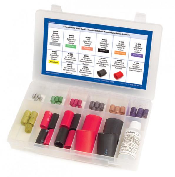 48 Piece Solder Slug Kit