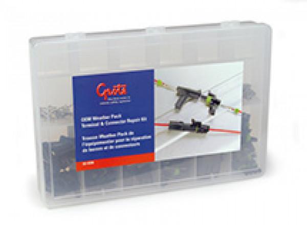 """closed OEM """"Weather Pack"""" Repair Kit, 250pk"""