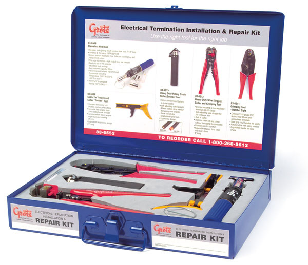 Electrical Termination Installation & Repair Kit