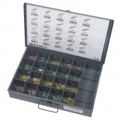 Crimp, Solder & Seal Heat Shrink Terminal Assortment Tray