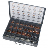 Copper Lug Assortment Tray