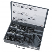 Rubber Insulated Steel Clamp Assortment Tray thumbnail