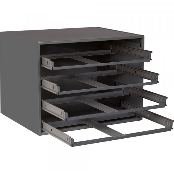 heavy duty easy glide slide rack