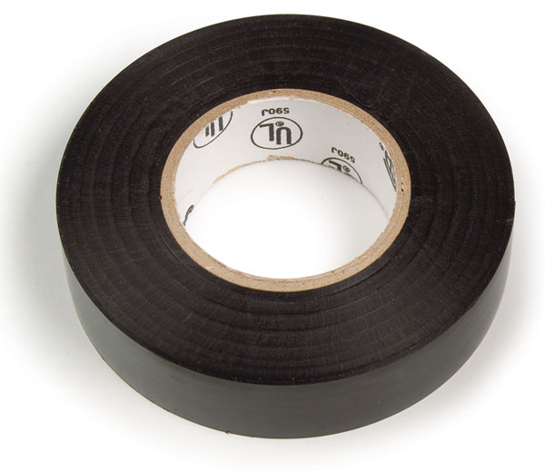 "66' x 3/4"" Electrical Tape Includes 10 Rolls"