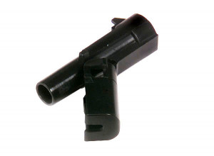 Weather Pack Connectors, Nylon Single Cavity, Male