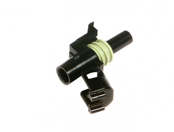 Weather Pack Connectors, Nylon Single Cavity, Female