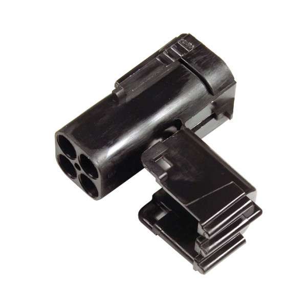 Four Cavity Square Weather Pack Connector