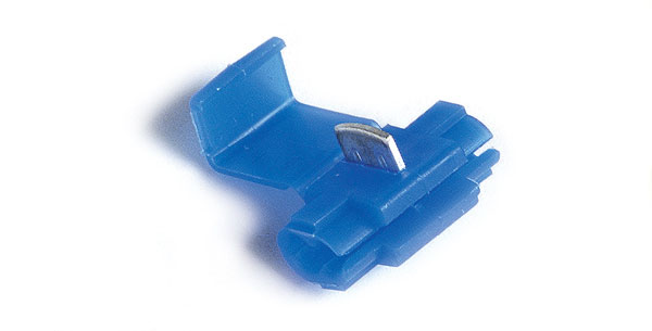Conectores rápidos de empalme autodesmoldante, Scotchlok, Calibre 18 - 14, 5 u.