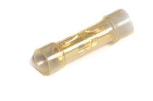 "Double Female Bullet Receptacle, 26 - 24 Gauge, .157"" Bullet Size, 15pk"