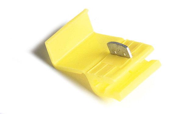 Conectores rápidos de empalme autodesmoldante, Scotchlok, Calibre 12 - 10, 3 u.