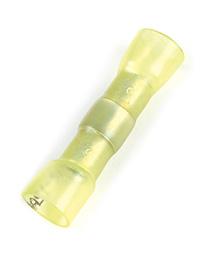 Crimp Solder & Seal Butt Connectors, 12 - 10 Gauge, 15pk