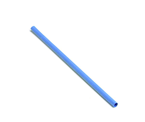 "Blue Single Wall 6"" x 3/8"" Shrink Tube"