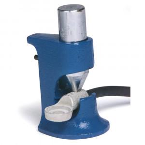 Engarzadora con martillo Brute™, calibre8-4/0, azul