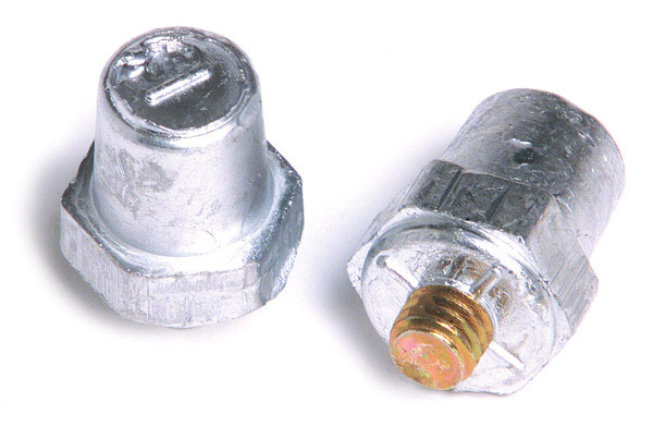 Side Terminal-To-Top Post Negative Bulk Conversion Connector