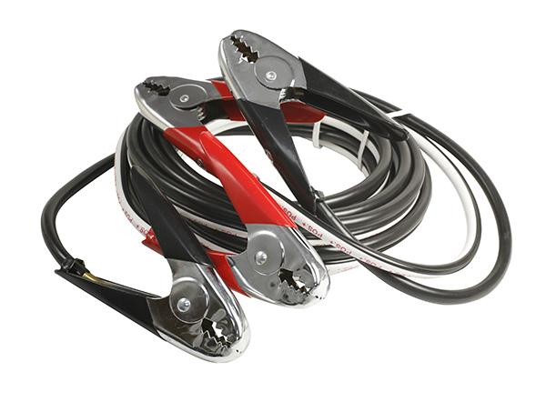 20' Industrial Grade Booster 4 Gauge Cable