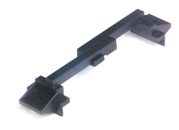 Gamme de boîtiers de batterie noirs décalés