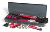 Steel Field Repair Kit With Hexcrimp™ Assortments and Cutters