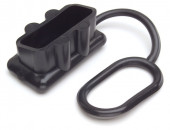Black Battery Protection Cap Fits 350 Amp Housing