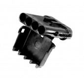 Nylon Four Cavity Weather Pack Connectors