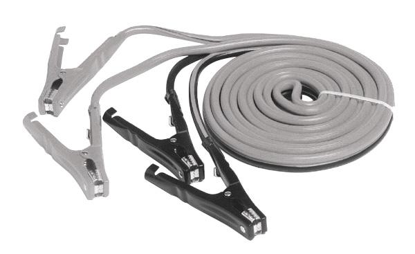 20' Industrial Grade Booster 1 Gauge Cable
