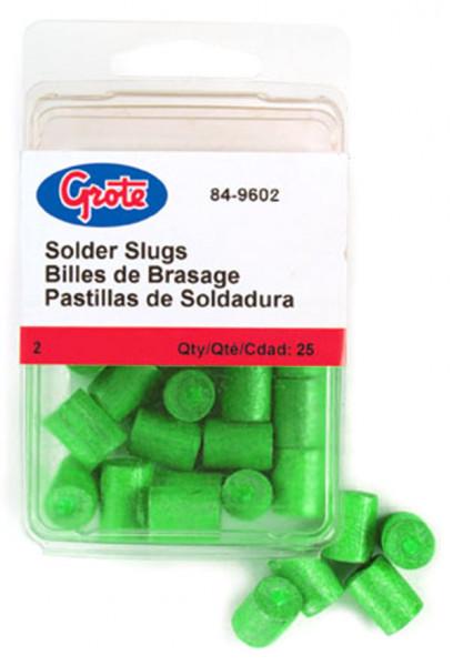 2 Gauge Solder Slug