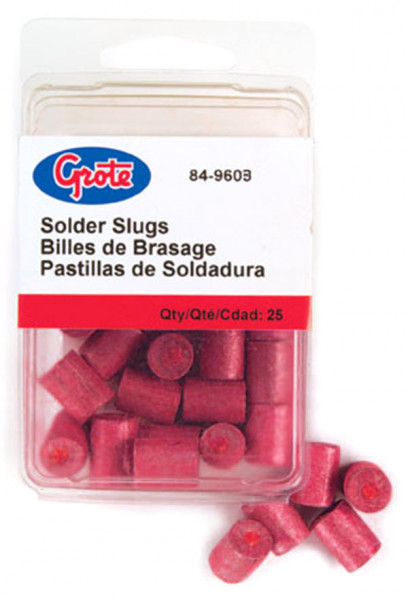 1 Gauge Solder Slug