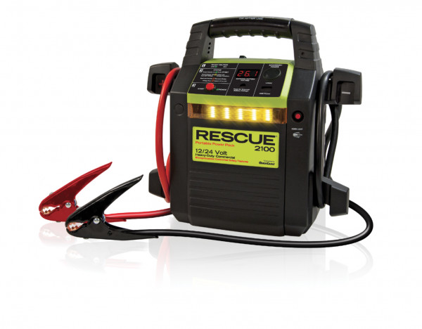 Rescue® 2100 Portables Power-Batteriepack, 4400 A Spitzenlast