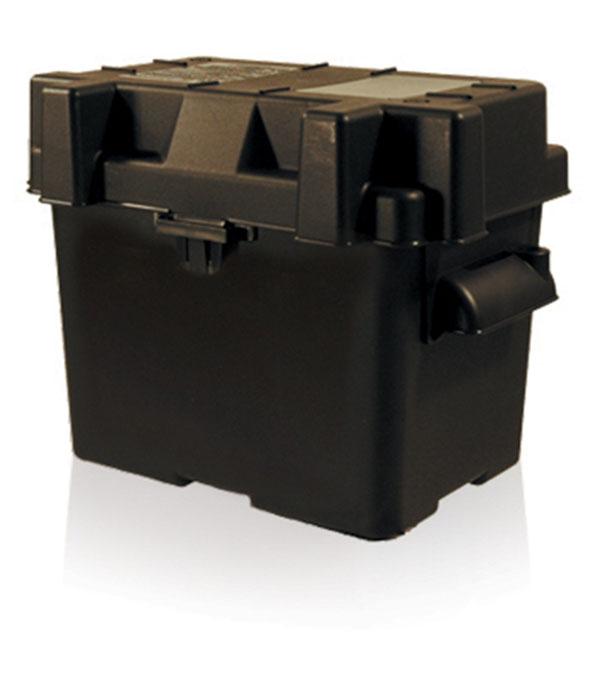 Group U1 Black Battery Box