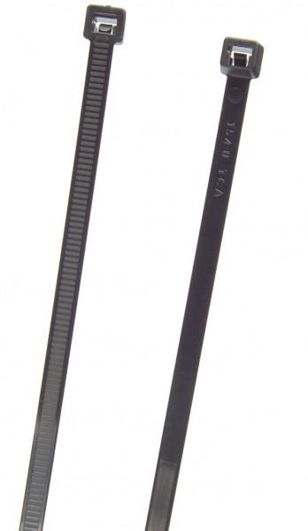 Black Standard Duty Cable Ties