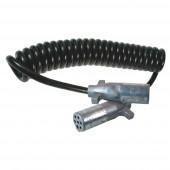 """UltraLink™ Stromkabel, 12' mit 12""""-Zuleitung, Gewickelt"""